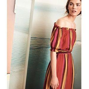 new ANTHROPOLOGIE Tesni Maxi Dress